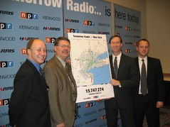 NPR Tomorrow Radio at NAB CEA